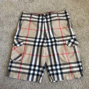 Burberry Classic Shorts Kid Size 12yr 152 cm